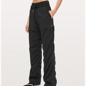 Lululemon Black Dance Studio Jogger Scrunch Pants